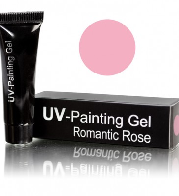 UV-Painting Gel - Romantic Rose, 5ml