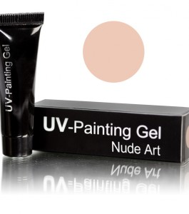 UV-Painting Gel - Nude Art, 5ml