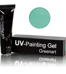 UV-Painting Gel - Greenart, 5ml