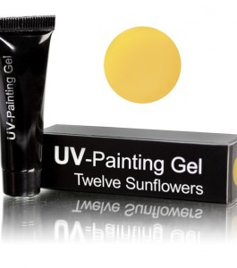 UV-Painting Gel - Twelve Sunflowers, 5ml