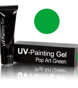 UV-Painting Gel - Pop Art Green*, 5ml