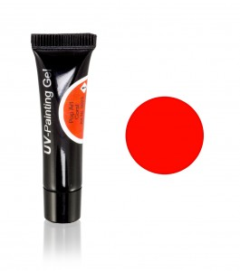 UV-Painting Gel - Pop Art Coral*, 5ml